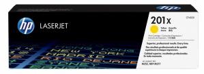 Tóner HP 201X Amarillo, 2300 Páginas ― ¡Compre y reciba 5% del valor de este producto en saldo para su siguiente pedido!