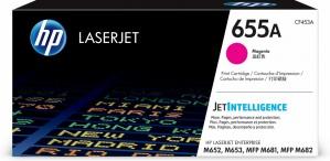 Tóner HP 655A Magenta, 10.500 páginas