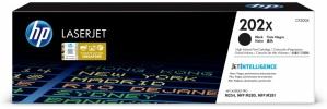 Tóner HP 202X Negro, 3200 Páginas