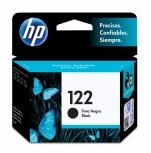 Cartucho HP 122 Negro, 120 Páginas ― ¡Compre y reciba 6% del valor de este producto en saldo para su siguiente pedido!