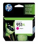 Cartucho HP 951XL Magenta, 1500 Páginas ― ¡Compre y reciba 6% del valor de este producto en saldo para su siguiente pedido!