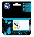 Cartucho HP 951 Amarillo, 700 Páginas ― ¡Compre y reciba 6% del valor de este producto en saldo para su siguiente pedido!