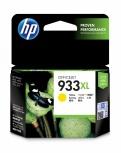 Cartucho HP 933XL Amarillo, 825 Páginas ― ¡Compre y reciba $30 pesos de saldo para su siguiente pedido!