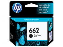 Cartucho HP 662 Negro, 120 Páginas ― ¡Compre y reciba 6% del valor de este producto en saldo para su siguiente pedido!