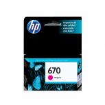 Cartucho HP 670 Magenta, 300 Páginas ― ¡Compre y reciba 6% del valor de este producto en saldo para su siguiente pedido!