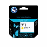 Cartucho HP 711 Amarillo 29ml