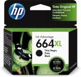 Cartucho HP 664XL Alto Rendimiento Negro, 480 Páginas ― ¡Compre y reciba 6% del valor de este producto en saldo para su siguiente pedido!
