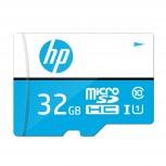 Memoria Flash HP HFUD032-1U1BA, 32GB MicroSDXC UHS-I Clase 10, con Adaptador