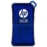 Memoria USB HP v165w, 16GB, USB 2.0, Azul