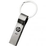 Memoria USB HP v285w, 8GB, USB 2.0, Plata