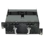 HPE Gabinete para Ventilador para HP A5820X, Negro - No Incluye Ventiladores
