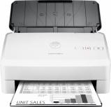 Scanner HP ScanJet Pro 3000 s3, 600 x 600 DPI, Escáner Color, Escaneado Dúplex, Blanco