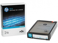 HP Cartucho de Disco Extraíble RDX, 2TB/4TB