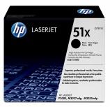 Tóner HP 51X Negro, 13.000 Páginas ― ¡Compre y reciba 5% del valor de este producto en saldo para su siguiente pedido!