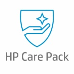 Servicio HP Care Pack 5 Años de Intercambio para Monitores a Unidad de Recibos (U9QC2E)