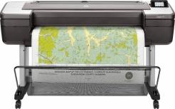 Plotter HP DesignJet T1700 44'', Color, Inyección, Print ― Requiere Care pack de Instalación H4518E por parte de la marca, consulte a su ejecutivo.