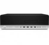 Computadora HP EliteDesk 800 G3, Intel Core i5-7500 3.40GHz, 4GB, 500GB, Windows 10 Pro 64-bit