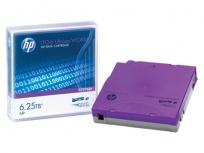 HPE Soporte de Datos LTO-6 Ultrium MP WORM, 6.25TB, 846 Metros