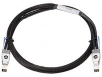 HPE Cable Stack Macho - Macho, 50cm, Negro