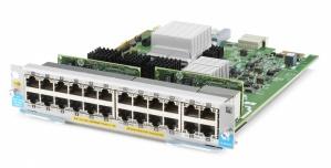 HPE Módulo Conmutador de Red 10BASE-T/100BASE-T/1000BASE-T J9991A, 24 Puertos