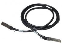 HPE Cable JH235A QSFP+ Macho - QSFP+ Macho, 3 Metros, Negro