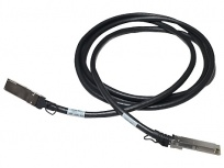 HPE Cable JH236A QSFP+ Macho - QSFP+ Macho, 5 Metros, Negro