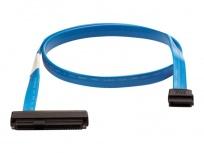 HPE Cable Mini-SAS Macho - Mini-SAS Macho, Azul