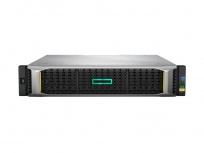 HPE MSA 2052, 614TB, Controlador Doble, Rack 2U