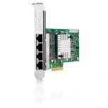 HPE Tarjeta de Red 684217-B21 de 4 Puertos, 1000Mbit/s, PCI Express