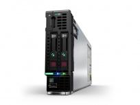 Servidor HPE ProLiant BL460c Gen10, Intel Xeon Gold 6140 2.30GHz, 128GB DDR4 (4x 32GB), max. 30.6TB, 2.5