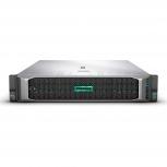 Servidor HPE ProLiant DL385 Gen10, AMD Epyc 7301 2.20GHz, 32GB DDR4, max. 60TB, 2.5'', SAS, Rack 2U - no Sistema Operativo