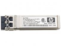 HPE Módulo Transceptor SFP+ de Onda Corta  para MSA 2040, 10Gb, 4 Piezas