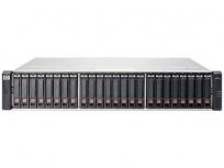 HPE MSA 1040, 2 Puertos, 1GB, Controlador Doble iSCSI, SFF