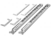 HPE Kit de Montaje de 4 Postes para Rack, 4U/7U, para HPE 5406R/5412R