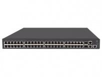 Switch HPE Gigabit Ethernet FlexNetwork 5130, 48 Puertos 10/100/1000Mbps + 2 Puertos SFP+, 176 Gbit/s, 16.384 Entradas - Gestionado