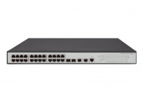 Switch HPE Gigabit Ethernet OfficeConnect 1950, 26 Puertos 10/100/1000Mbps + 2 Puertos SFP+, 128 Gbit/s, 16.384 Entradas - Gestionado