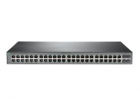 Switch HPE Gigabit Ethernet OfficeConnect 1920S 48G 4SFP, 48 Puertos 10/100/1000Mbps + 4 Puertos SFP, 104 Gbit/s, 16000 Entradas - Gestionado