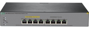 Switch HPE Gigabit Ethernet OfficeConnect 1920S, 8 Puertos 10/100/1000Mbps, 16 Gbit/s, 8000 Entradas - Gestionado