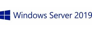 HPE Windows Server 2019 Standard ROK, 16-Core, 64-bit, Inglés