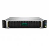 HPE MSA 2050 SAN, máx. 614TB, Controlador Doble, SFF, 2U