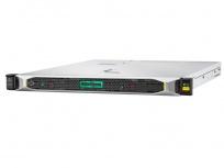 HPE StoreEasy 1460 NAS de 4 Bahias, 8TB (4x 2TB), máx. 32TB, Intel Xeon 3104 1.70GHz, SATA III, Negro/Plata ― Incluye Discos