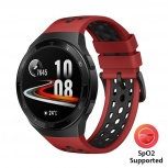 Huawei Smartwatch GT 2e, Touch, Bluetooth 5.1, Android/iOS, Rojo - Resistente al Agua