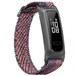 SmartBand Huawei Band 4E, Touch, Bluetooth 4.2, Android, Gris - Resistente al Agua