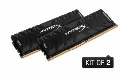Kit Memoria RAM HyperX Predator DDR4, 4266MHz, 16GB (2 x 8GB), Non-ECC, CL19, XMP