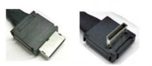 Intel Cable de Transferencia PCI-E Macho - PCI-E Macho, 45cm, Negro