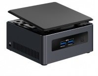 Intel NUC Kit NUC7i3DNHE, Intel Core i3-7100U 2.40GHz (Barebone)