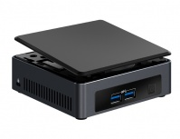 Intel NUC Kit NUC7i3DNKE, Intel Core i3 7100U 2.40GHz (Barebone)