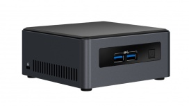 Intel NUC Kit NUC7i5DNHE, Intel Core i5-7300U 2.60GHz (Barebone)