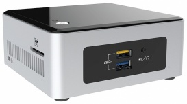 Intel NUC Kit NUC 5CPYH, Intel Celeron N3050 2.16GHz (Barebone)