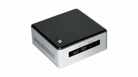 Intel NUC Kit NUC5i3RYHS, Intel Core i3-5005U 2GHz (Barebone)